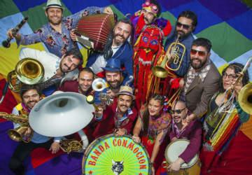Aquí se toka, una tarde de conciertos gratis en el Parque Quinta Normal