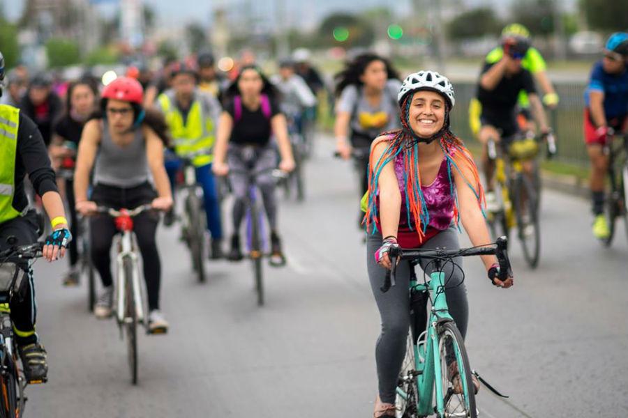 Santiago Sobre Ruedas, el festival gratuito que reunirá a los amantes de las bicis