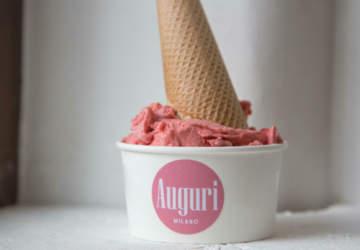 Auguri, los nuevos helados 100% artesanales que le dan frescura al Parque Forestal
