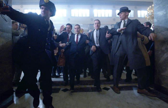 Estos son los cines donde podrás ver la esperada película El Irlandés de Martin Scorsese