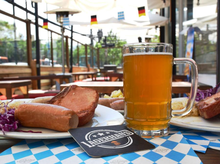 El bar Lagerhaus tendrá su propio Oktoberfest con cerveza y comida bien alemana