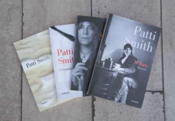 5 libros para entrar en el fascinante mundo de Patti Smith