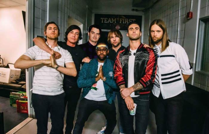 Todo lo que debes saber del concierto de Maroon 5 en Chile