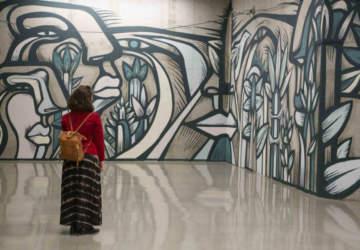 Mural del Mono González