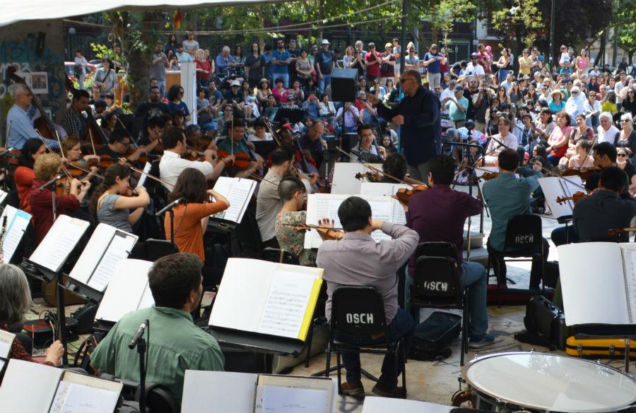 Un sólo canto: El concierto gratuito y al aire libre que hará la Orquesta Sinfónica Nacional