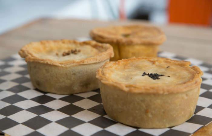 Royal Pie, un rincón donde probar los pasteles de carne ingleses rellenos de sabor