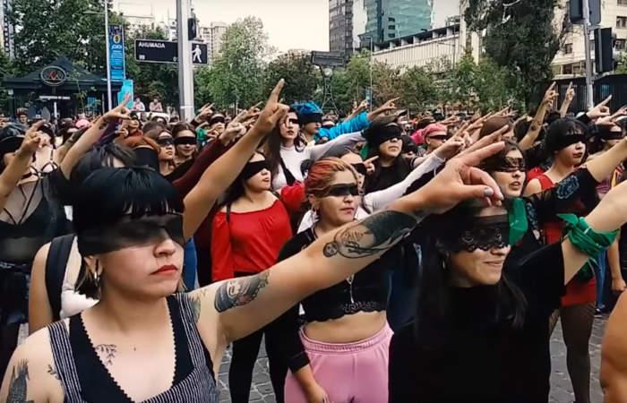 Lastesis harán su popular performance este viernes 29 en Valparaíso