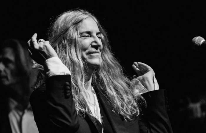 Todo sobre el concierto de Patti Smith en el Teatro Caupolicán