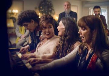Días de Navidad: los dolorosos secretos familiares de la primera miniserie española de Netflix