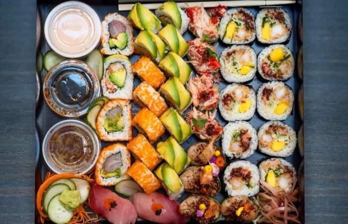 Do Sushi: Una cena de año nuevo en la puerta de tu casa