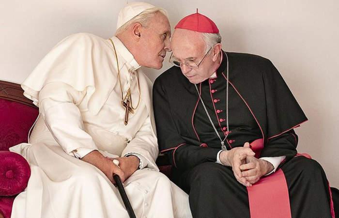 Los Dos Papas: Entre lo divino y lo humano