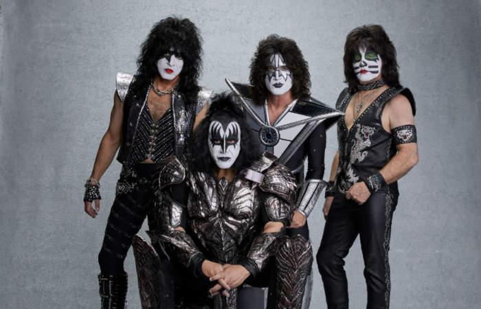 Kiss se despide de los escenarios con su última e impresionante gira reprogramada para noviembre