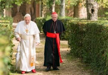 Los Dos Papas: El placer de ver a una dupla de grandes actores en un filme irresistible