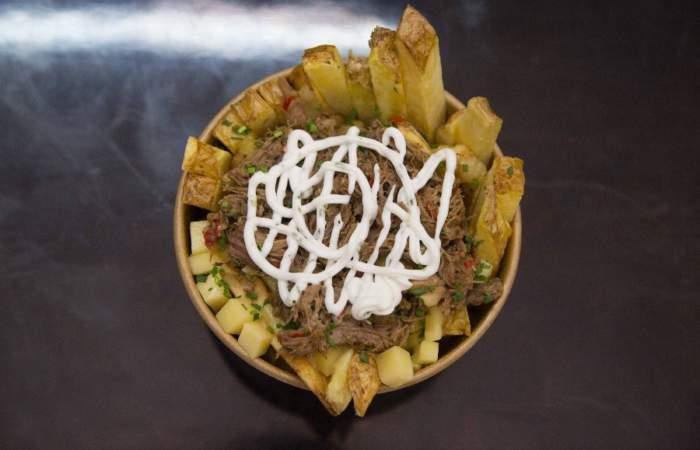 Street Fries: Las nuevas papas fritas 100% reales de Santiago centro