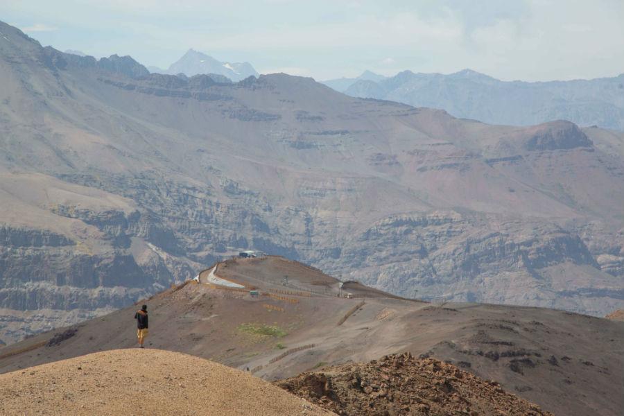 Trekking La Parva