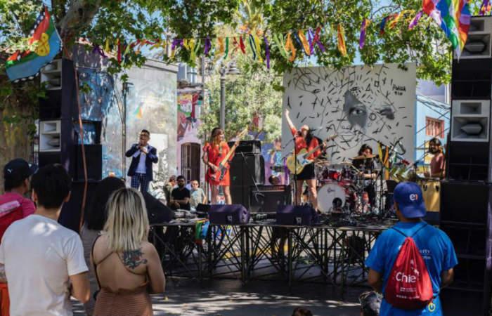La fiesta que reactivará el barrio Bellavista con música, teatro y clases gratis