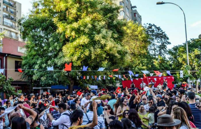 La Fiesta del Roto llenará de panoramas gratis las calles del barrio Yungay