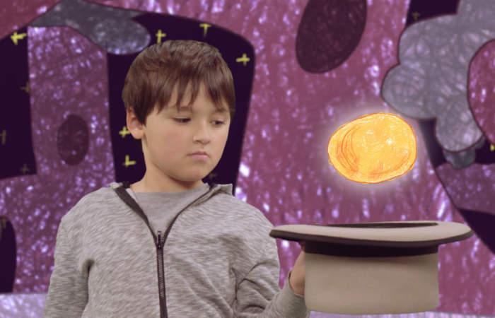 La serie animada sobre astronomía que puedes ver gratis en el Planetario