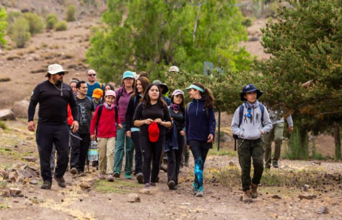 Gratis: Adrenalínicos talleres de montañismo dictados por expertos