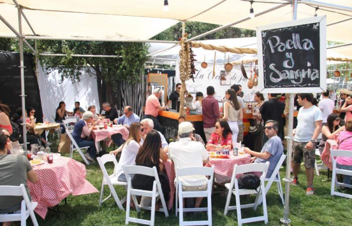 Mercado Paula vuelve veraniego y sabroso al Parque Bicentenario