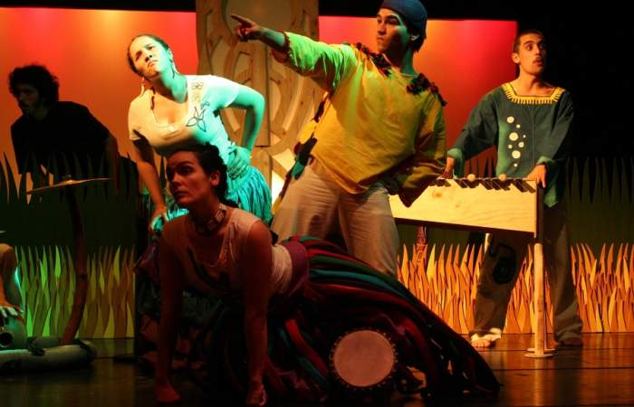 Enero teatral: Cinco obras infantiles llegan gratis al Montecarmelo