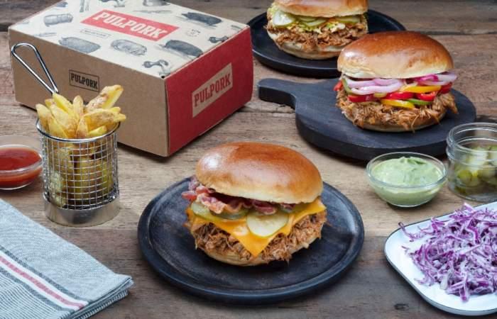 Pulpork: El restaurante virtual que llega con tu sándwich perfecto a casa