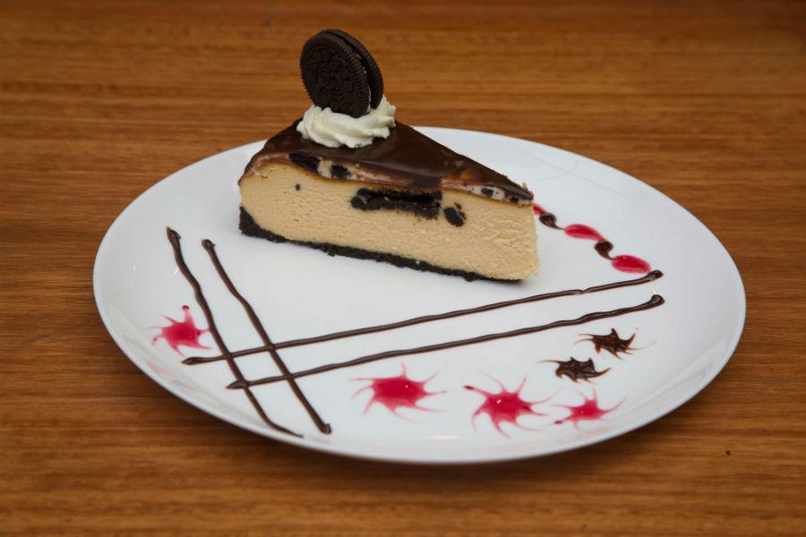 The Cheesecake House