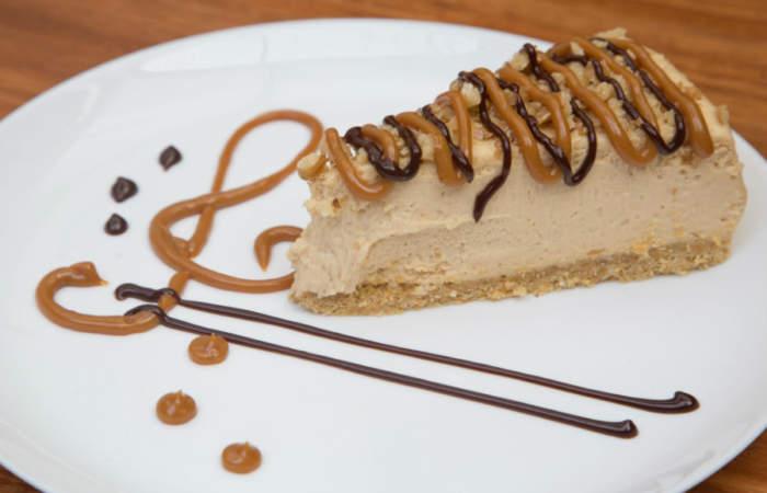 The Cheesecake House: La cafetería con más 25 tipos de este pastel de queso
