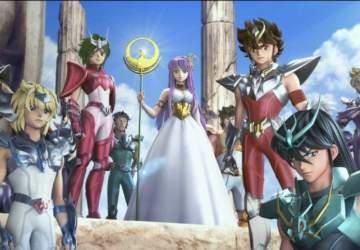Los Caballeros del Zodiaco Saint Seiya: un remake para las nuevas generaciones