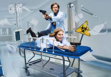 Medical Police: La humanidad en manos de dos doctores chiflados