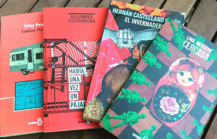 Editorial Cuneta tendrá libros a $ 1.000 en entretenida venta de bodega