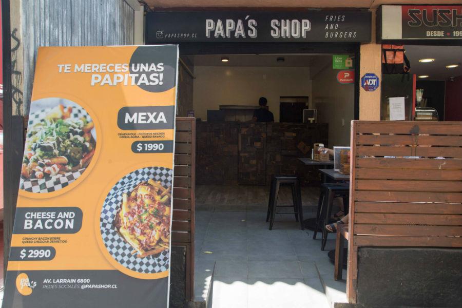 Papa's Shop
