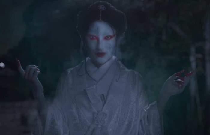 Espectros: Una serie de fantasía con vengativos espíritus de Brasil y Japón