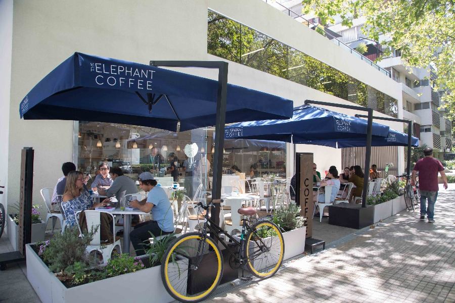 The Elephant Coffee Las Condes