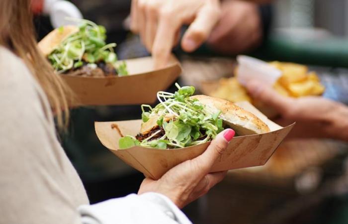 Sobremesa: La feria de comida callejera y gratuita en Viña del Mar