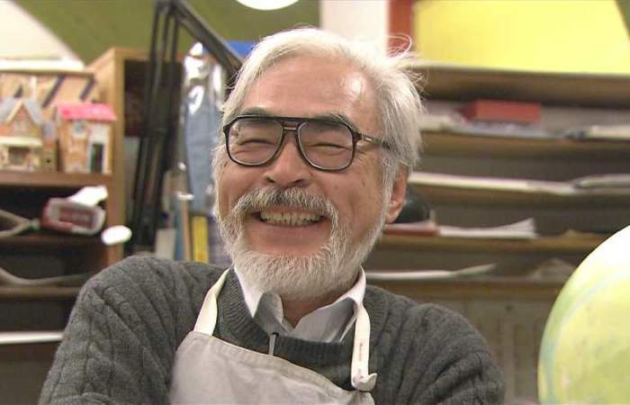 10 años con Hayao Miyazaki: una mirada dentro de la mente del genio de la animación
