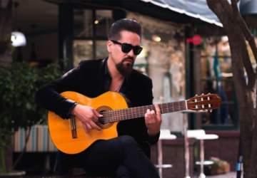 Una noche de boleros y valses de cantina por streaming con Demián Rodríguez