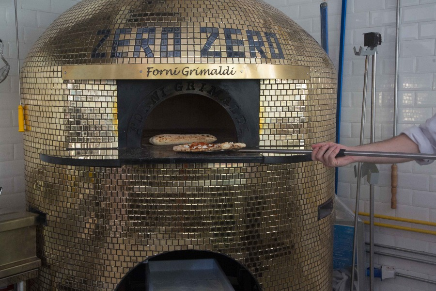 Zero Zero Pizzería
