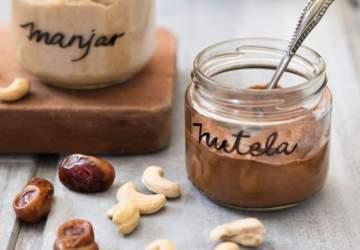 Golosas y saludables: recetas de nutella y manjar para hacer en casa
