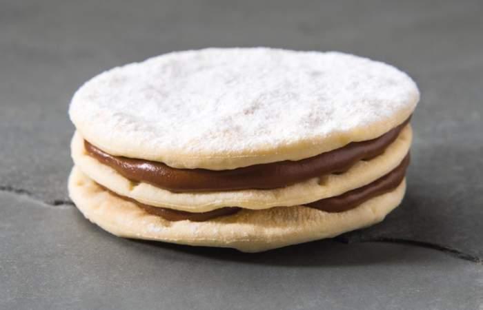 Receta de chilenitos para gozar con la pastelería nacional