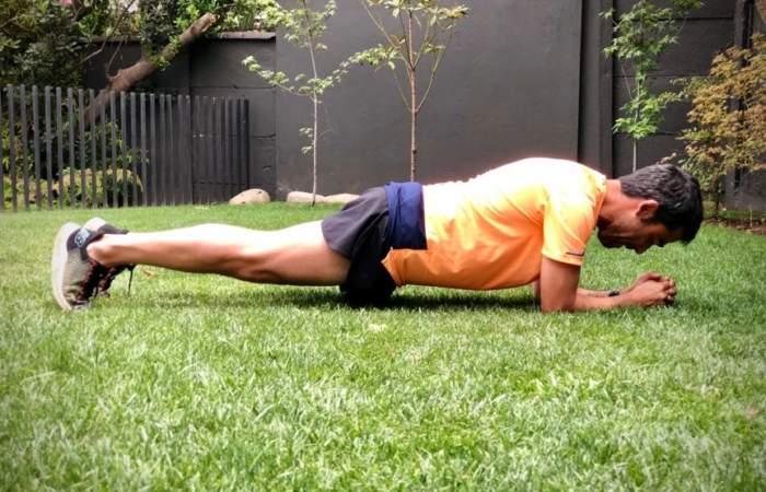 Buenos y saludables consejos para que los runners entrenen sin salir a trotar
