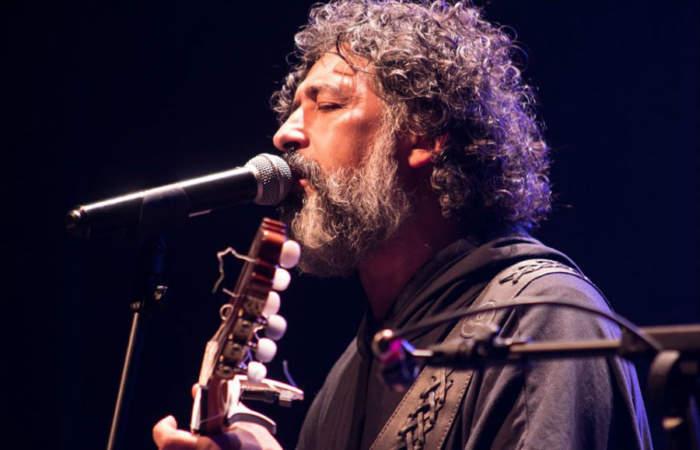 El concierto de Manuel García que se proyectará gratis por las redes sociales del centro cultural de San Joaquín