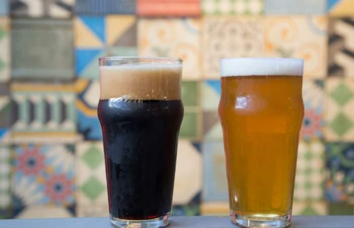 236 Beer Garden, el nuevo bar de cerveza artesanal con 38 salidas de schop