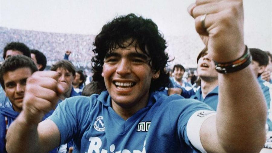 Documental Diego Maradona