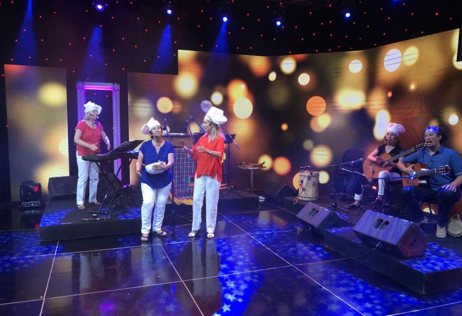 concierto de Mazapán