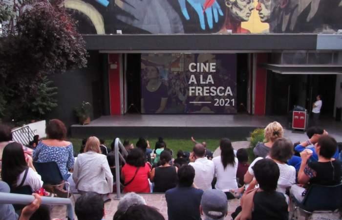 Cine a la fresca vuelve con sus tardes de películas gratuitas en el Centro Cultural de España