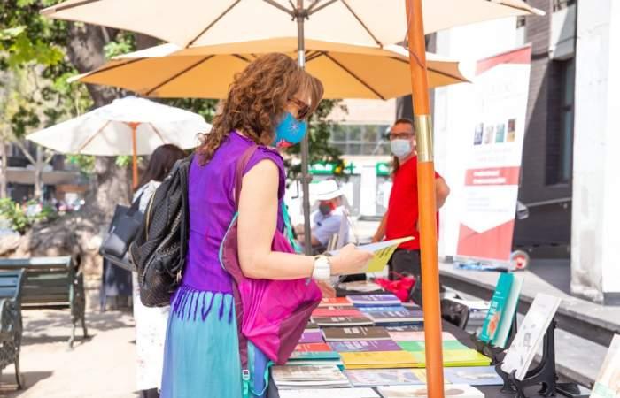 El Mercado de Libros que se tomará Av. Providencia con más de 30 editoriales