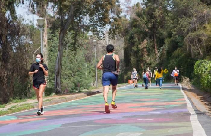 ¡No pares de ejercitarte! El Parque Metropolitano abrirá en la banda horaria deportiva