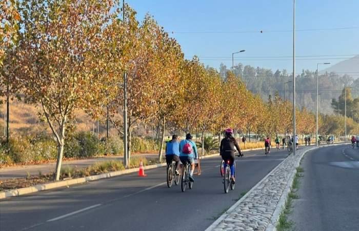 Solo el finde: Las calles Costanera Sur y Escrivá de Balaguer se cerrarán para los deportistas