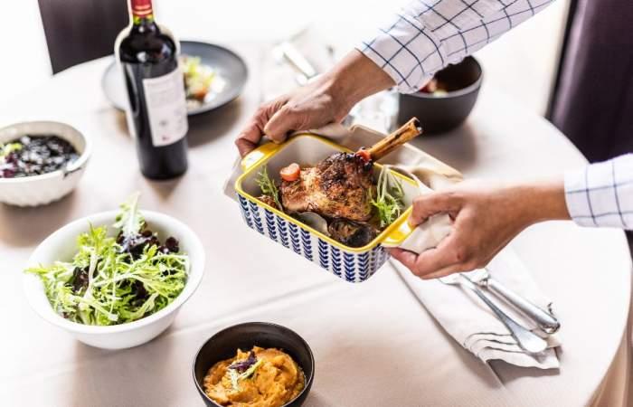 Al Vacío Gourmet: la versión delivery del lujoso hotel The Singular